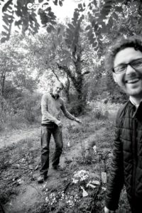 Arnaud Donckele et Bodo Fath