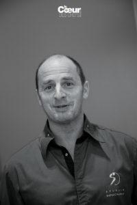 Portrait de Sylvain Depuichaffray