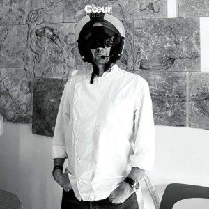 Chef Michel Portos - les moments volés du magazine Le Cœur des Chefs