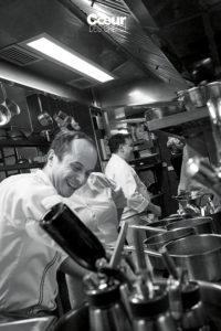Nicolas Pierantoni pour Le Cœur des Chefs