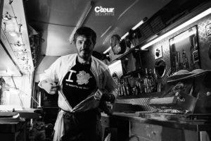 Roland Schembri - moments volés - Le Cœur des Chefs
