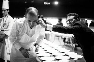 Sylvain Robert et Philippe Zerah pour Le Cœur des Chefs
