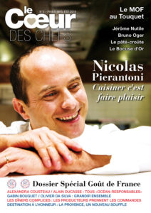 Magazine numéro 5 - Le cœur des chefs