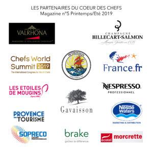 Logos partenaires printemps/été 2019