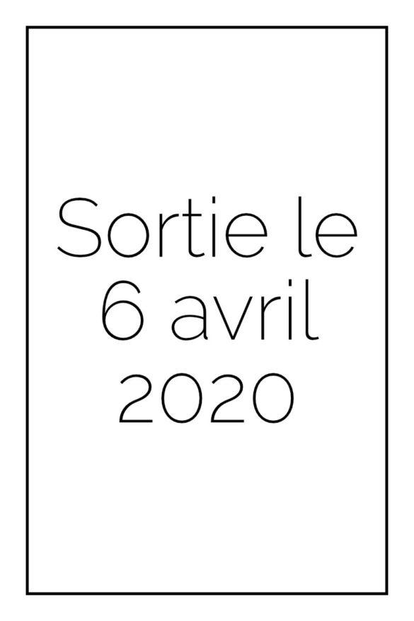 parution avril 2020